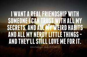 Real Friends Quotes Pictures