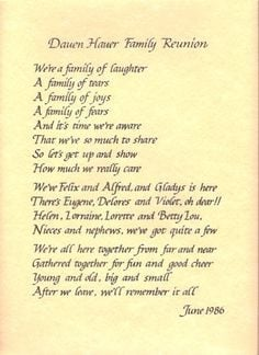 family reunion quotes | Family Reunion Quotes Image More