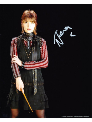 natalia tena as nymphadora tonks harry potter