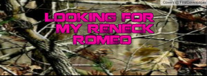 LOOKING FOR MY REDNECK ROMEO cover