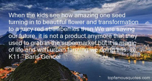 Top Quotes About Urban Farming