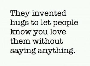 Sweet Hug Quotes http://www.pinterest.com/pin/390194755186042209/