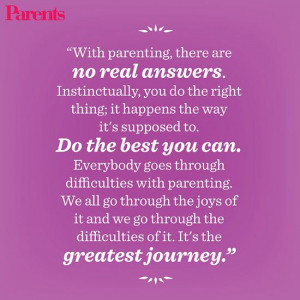 Inspirational Parenting Quotes (via Parents.com)