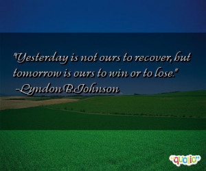 Recovering Quotes