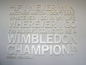 Tennis Quotes, Players Quotes