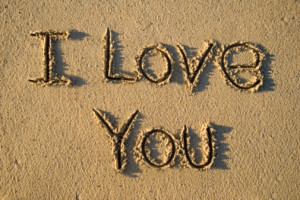 beach, i love, important, life, love, quote, sand, sea, short, summer ...