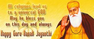 Home > Quotes > Guru Nanak Jayanthi > Guru Nanak Jayanthi Quotes