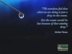 Mother Teresa Quotes HD Wallpaper 21
