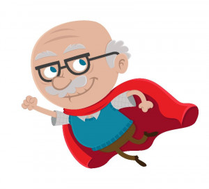 Submit Your Grandparent Super Hero Story