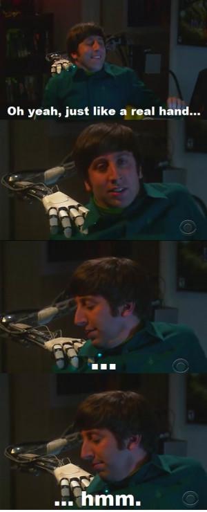 The Big Bang Theory Howard