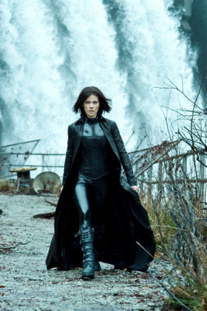 Selene from Underworld Awakening