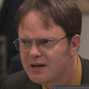 Office Dwight Schrute Quote