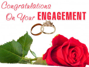Engagement wishes for my best friends HD wallpaper