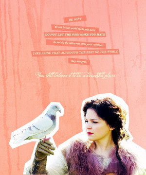 quotes ginnifer goodwin once upon a time snow white wisdom