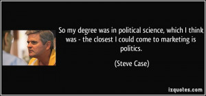 Single case studies political science