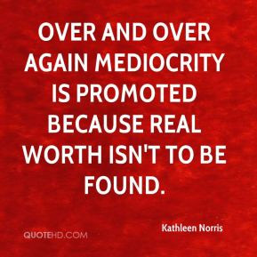 Funny Quotes About Mediocrity