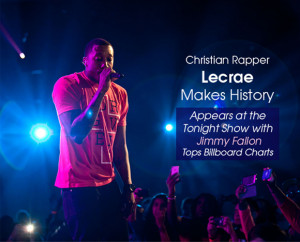 Lecrae first Christian Rapper on the Tonight Show