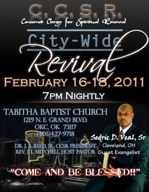 Search Results for: Church Revival Flyers