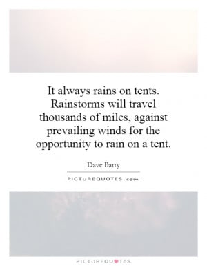 Camping Quotes Dave Barry Quotes