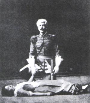 Description Stanislavski Love and Intrigue 1889.jpg
