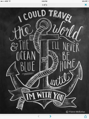Cute Anchor Quotes