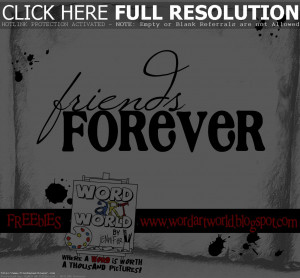 Best Friends Forever Quotes Pinterest