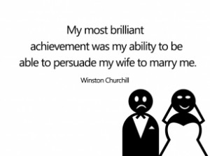 Printable Funny Winston Churchill Quotes