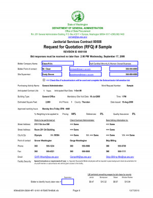 Agreement Business Contract Sample