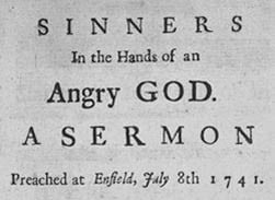 Jonathan Edwards - Sinners in the Hands of an Angry God
