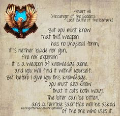 Harry Potter House Quotes. Ravenclaw. Knowledge quote. (I don't know ...