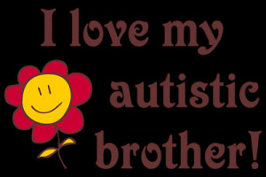 Love Autistic Brother Credited