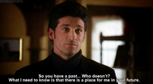 Patrick Dempsey as Andrew Hennings -
