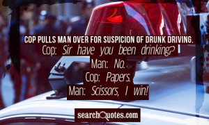 203228 Funny Facebook Status Quotes 43 Funny Police Quotes And Sayings