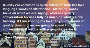 Top Quotes About Words Of Affirmation