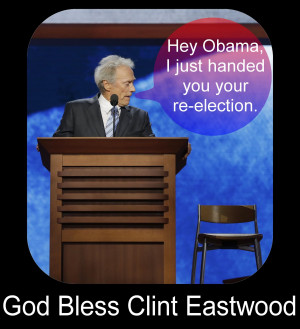 Clint Eastwood Quotes About Obama