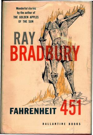 Fahrenheit 451: my favorite passages from Ray Bradbury's classic