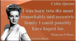 Maureen O'Hara quotes