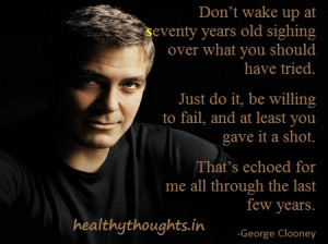 george-clooney-quotes-just-do-it-inspirational-motivational-quotes