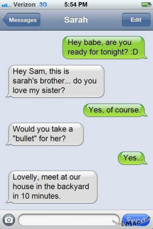 ... bullet, #chat, #message, #girlfriend, #love, #worried, #funny