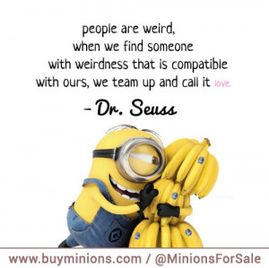 Weird love… #drseuess #seuss #love #weird