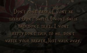Cute Heartbreak Quotes...