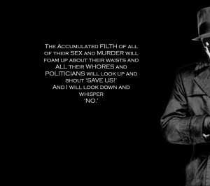 text quotes rorschach grayscale the watchmen 1680x1050 wallpaper High ...