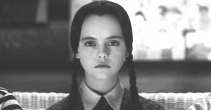 Addams Family Values : When you were a kid, Wednesday Addams was a ...