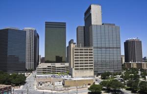 Dallas Texas Skyline Tattoos