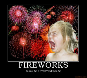 Three nights of controlled explosions and fried dough — not ...