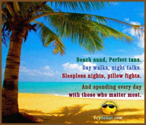 Famous Cute Summer Quotes and Sayings