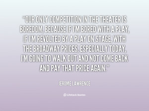 Jerome Lawrence