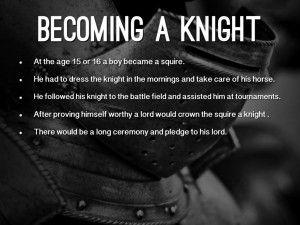 chivalry from medieval ages to today essay In medieval times, chivalry was an active part of people's culture and lifestyle today, chivalry progressively rots in an essays related to chivalry is history.