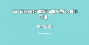 Quotes About Absent Fathers