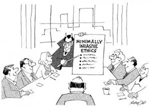 Business Ethics Cartoons